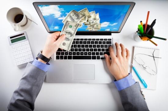 کسب درآمد اینترنت