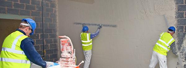 کارآموزی سفید کاری ساختمان